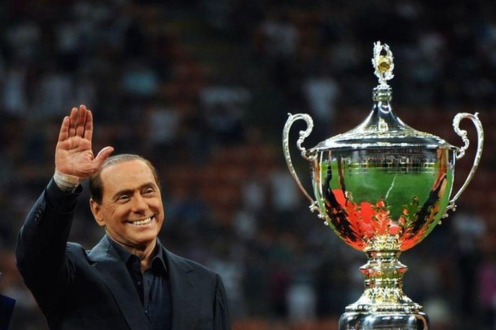 Μπερλουσκόνι: «Τυχερή η Μπαρτσελόνα»!