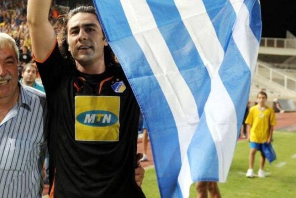 Χιώτης: «Υποδεέστερο το ελληνικό πρωτάθλημα»
