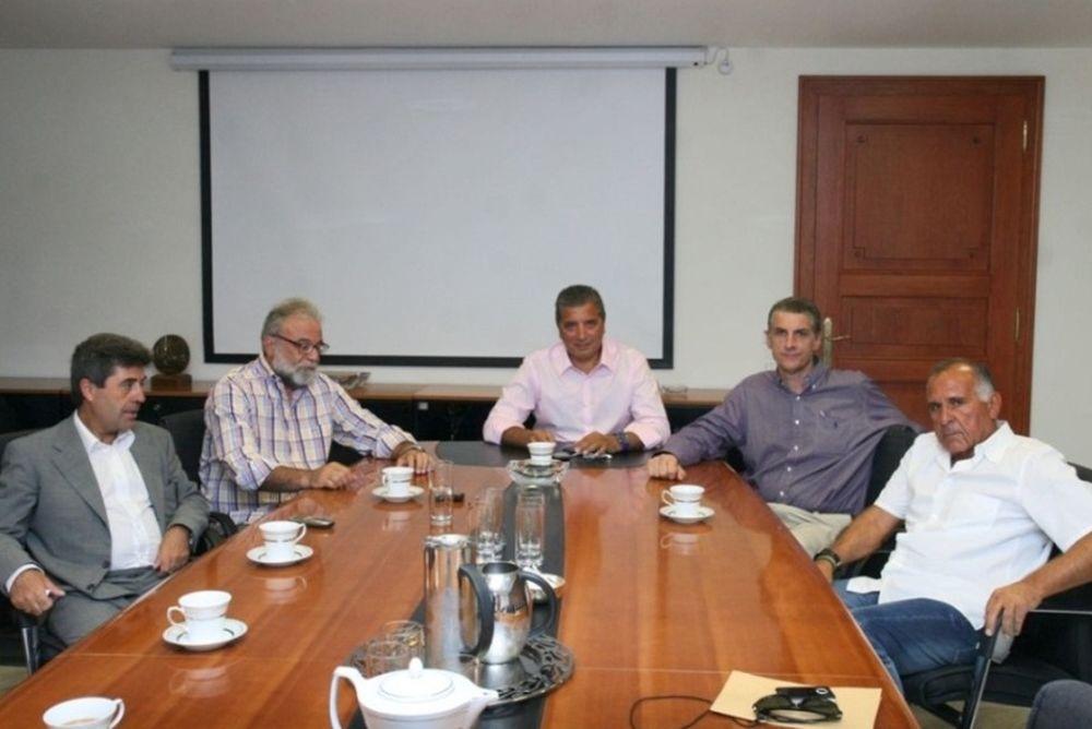 Συνάντηση κορυφής στο Μαρούσι