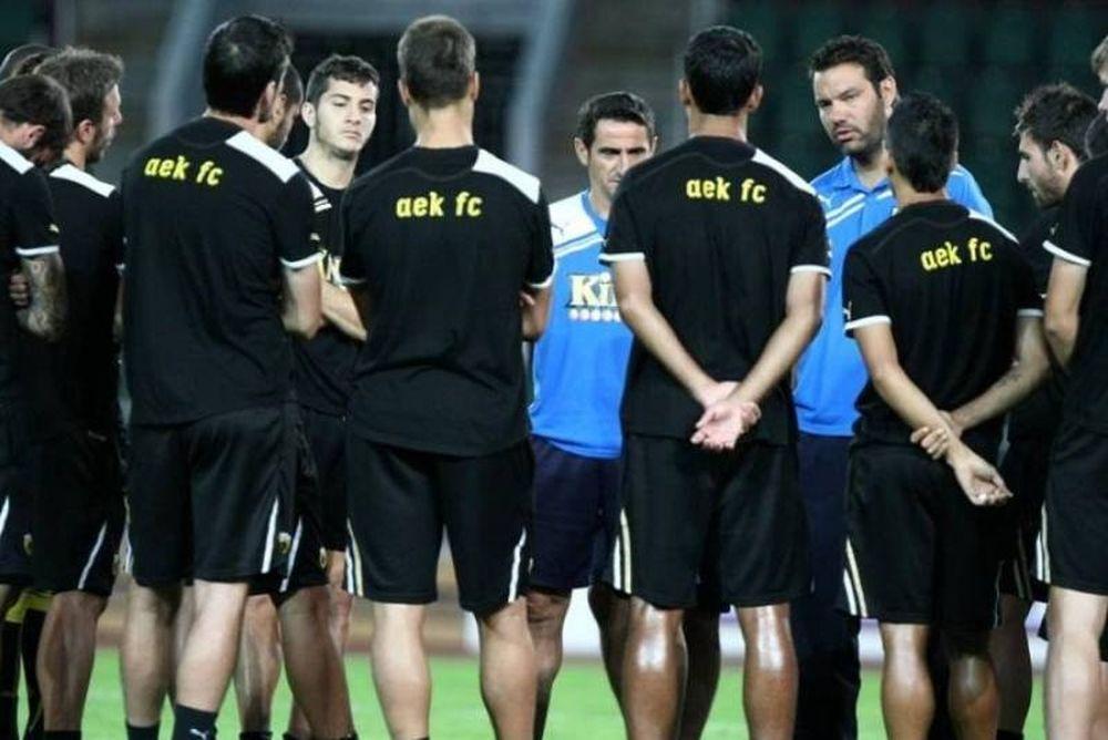 Χιμένεθ: «Μη ρισκάρουμε σε τέτοιο γήπεδο»