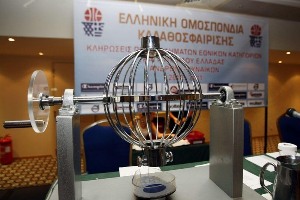 Η κλήρωση του Κυπέλλου Ελλάδας