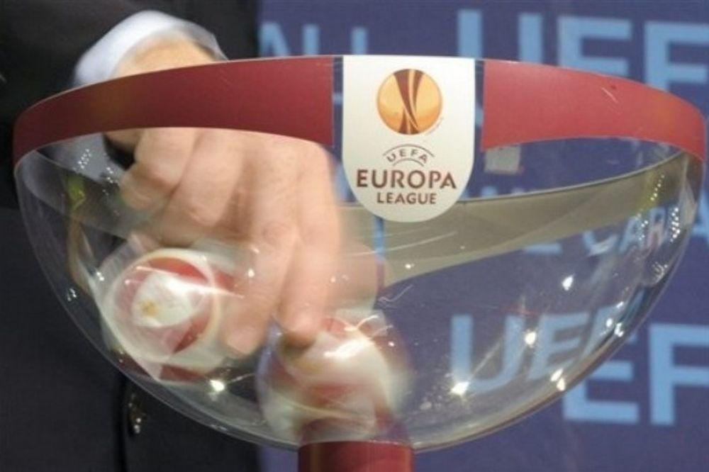 Live η κλήρωση του Europa League