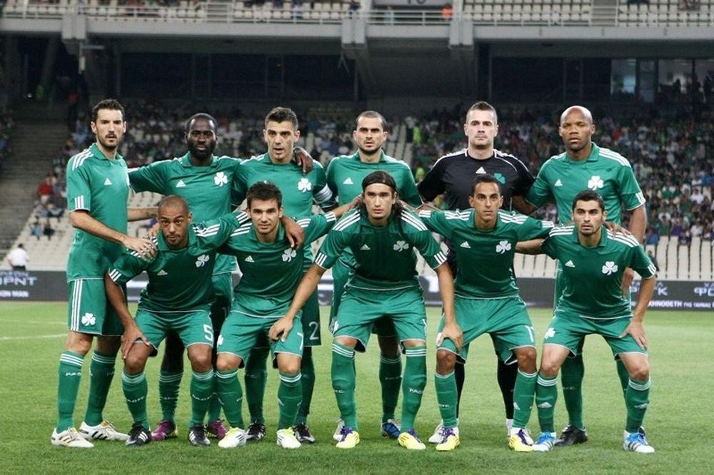Super League 2011-12: ΠΑΝΑΘΗΝΑΪΚΟΣ