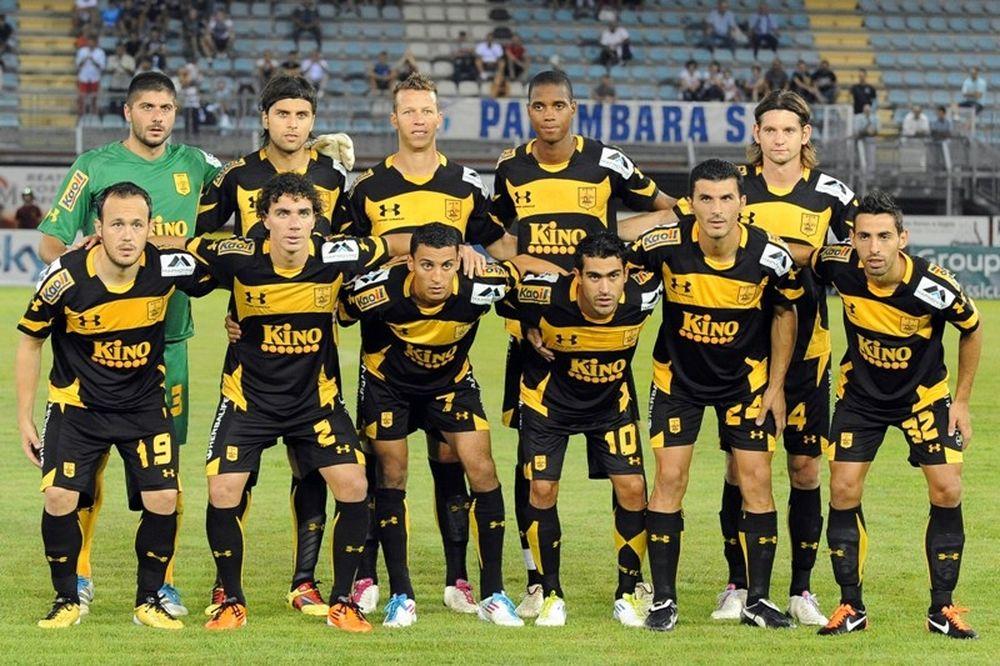 Super League 2011-12: ΑΡΗΣ