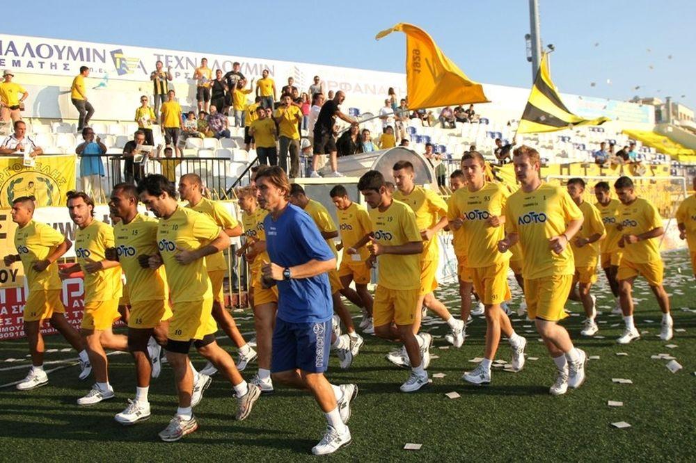 Super League 2011-12: ΕΡΓΟΤΕΛΗΣ