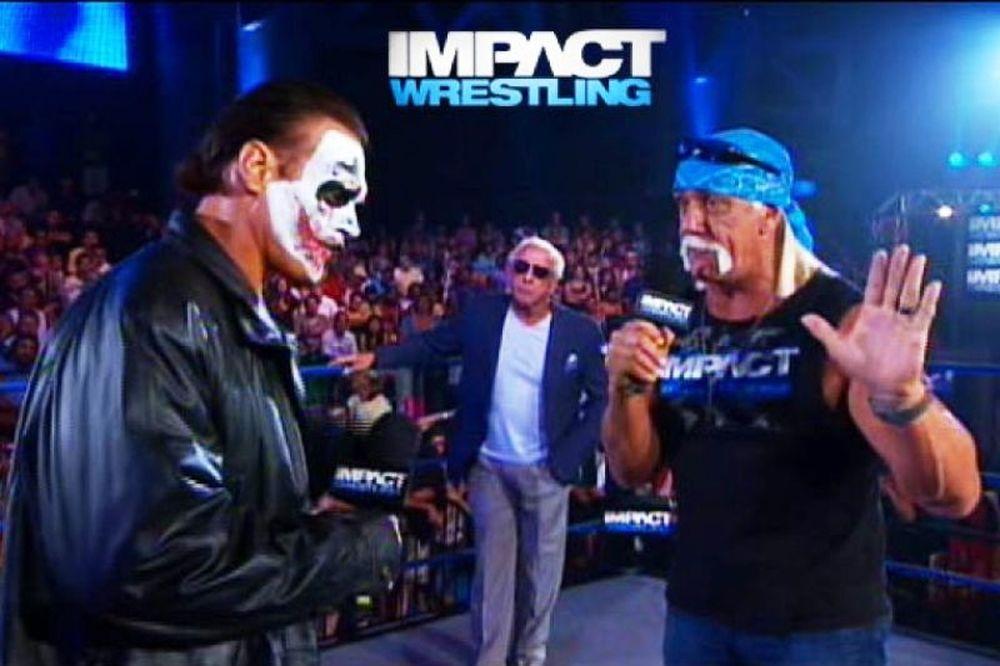 Θέλει Hogan ο Sting