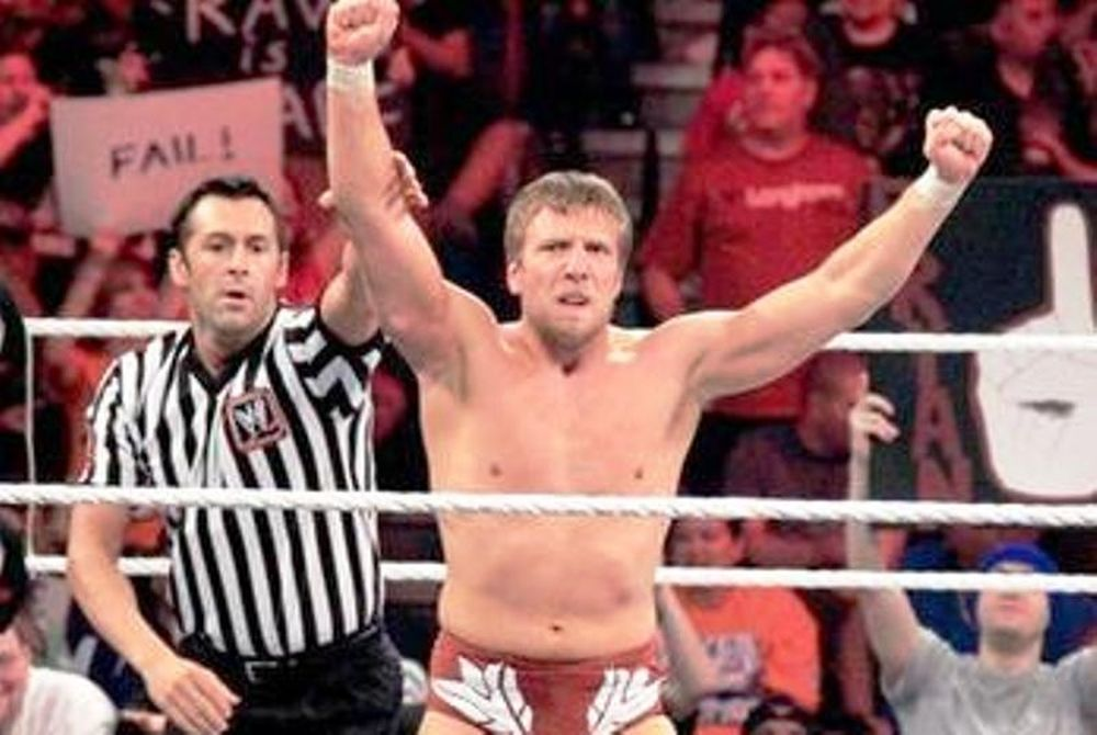 Επιστροφή στις νίκες o Daniel Bryan