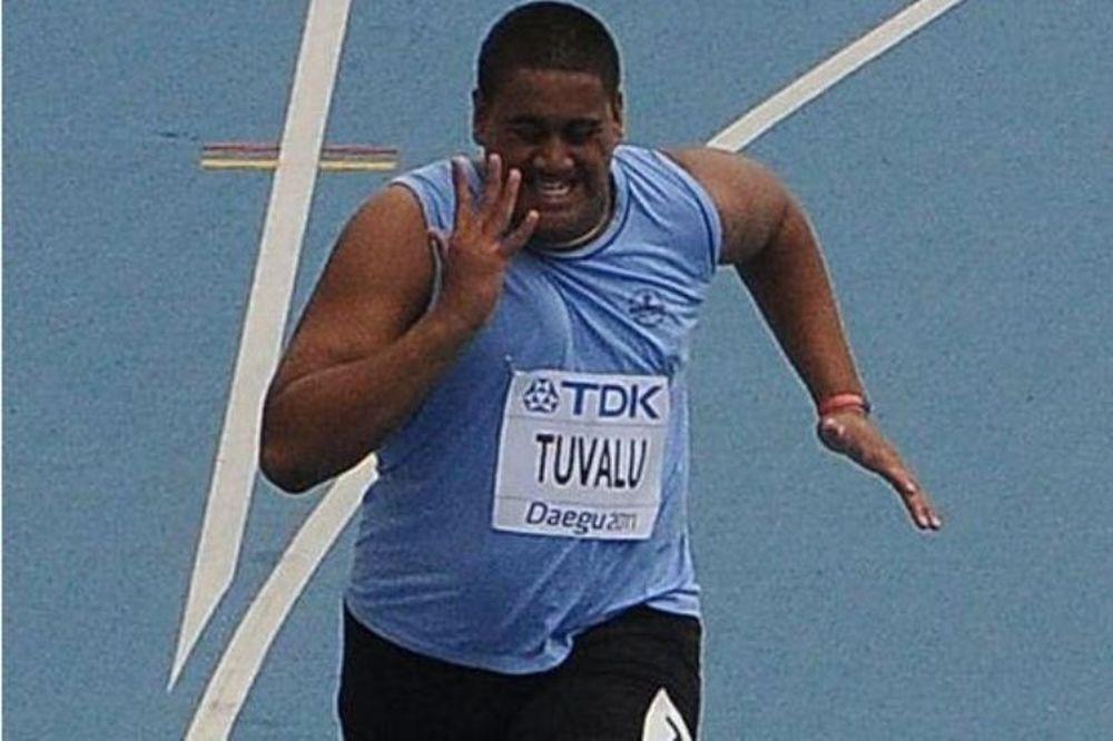 Αθλητής από τη Σαμόα έκανε τα 100μ. σε 15.66!