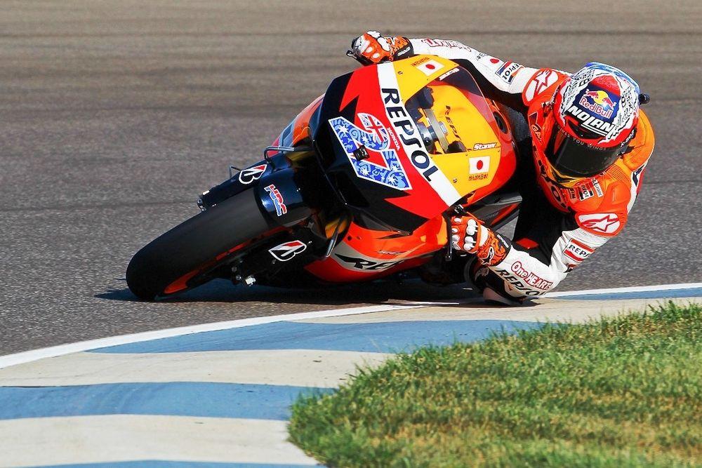MotoGP Η.Π.Α: O Στόνερ από την pole position