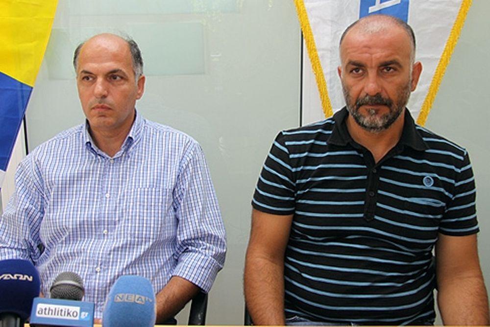 Βολτυράκης: «Πρόκληση τα Χανιά»