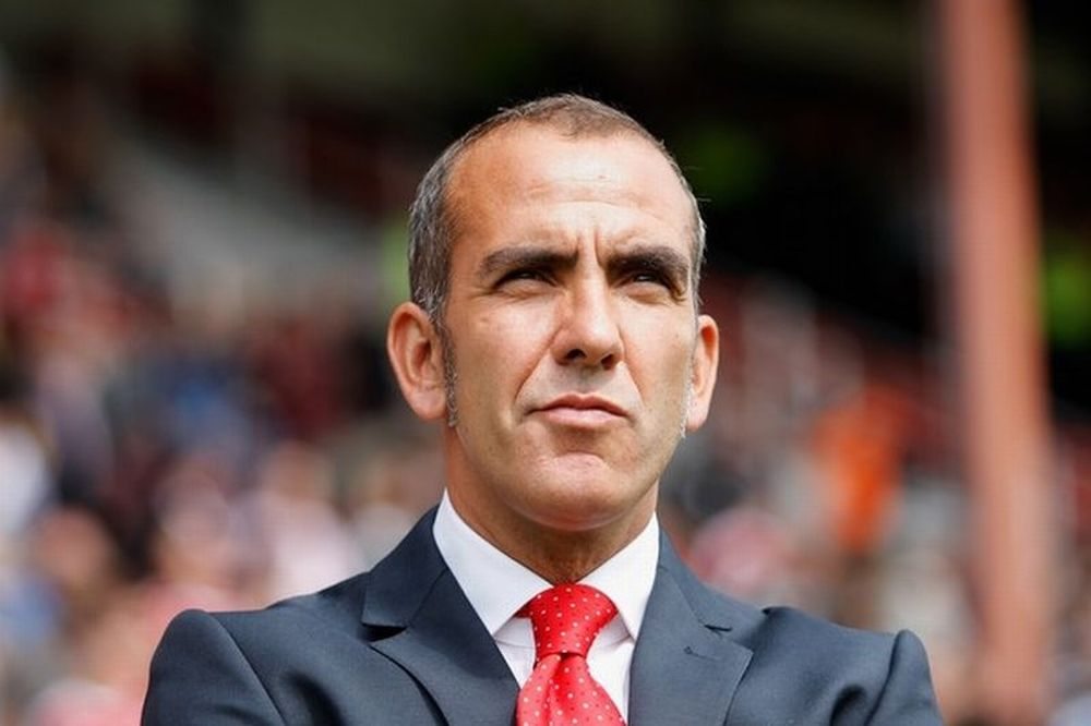 Don't mess with Di Canio! (video)