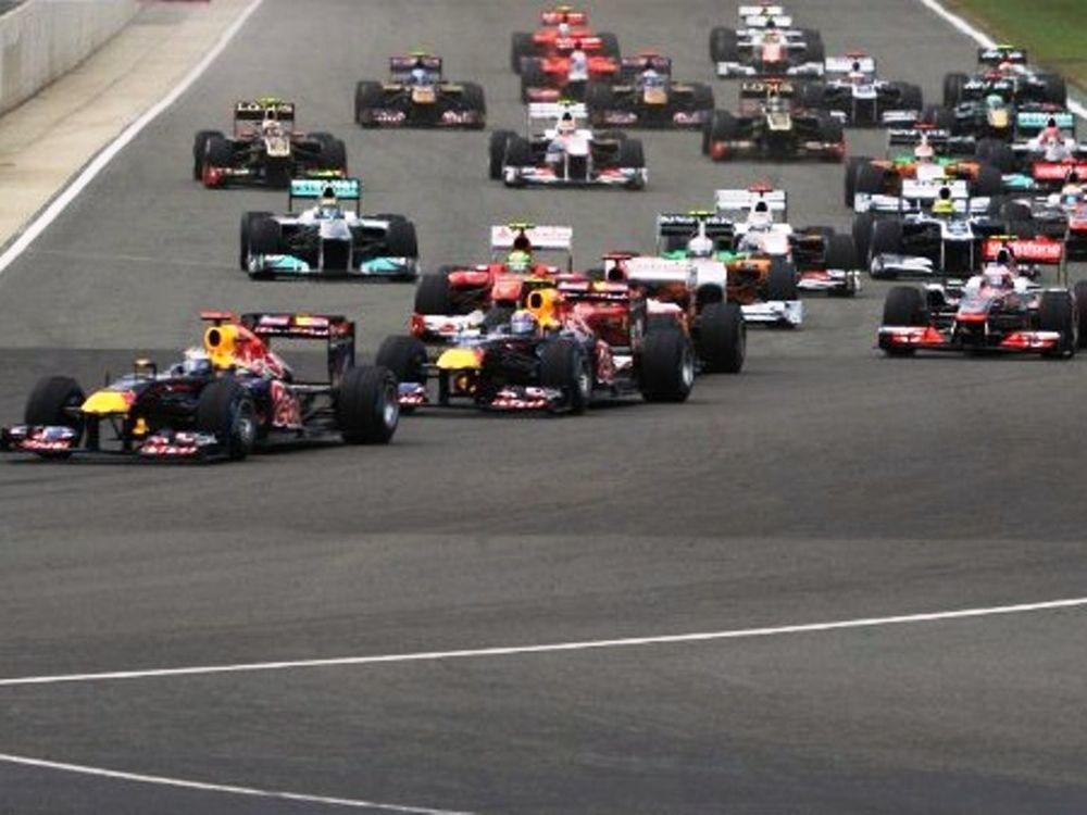 Ανακοινώθηκε το καλεντάρι της F1