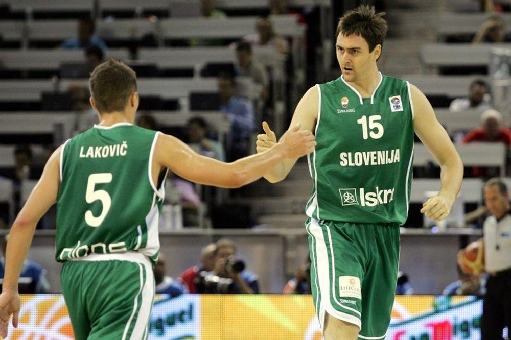Τα χρειάστηκε η Σλοβενία!