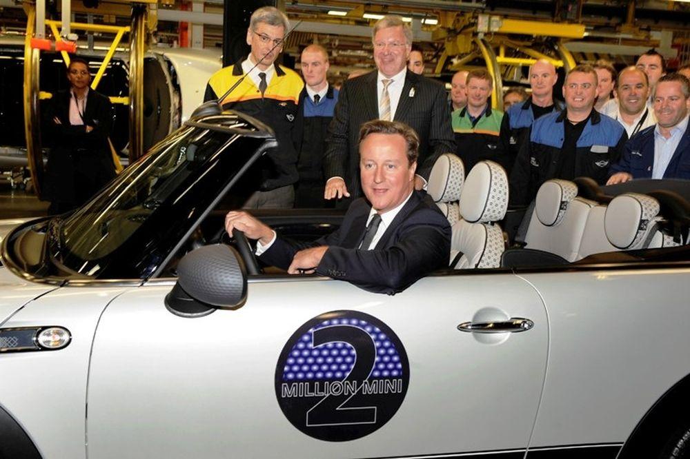 Δύο εκατ. Mini κατασκευάστηκαν στο εργοστάσιο της Οξφόρδης