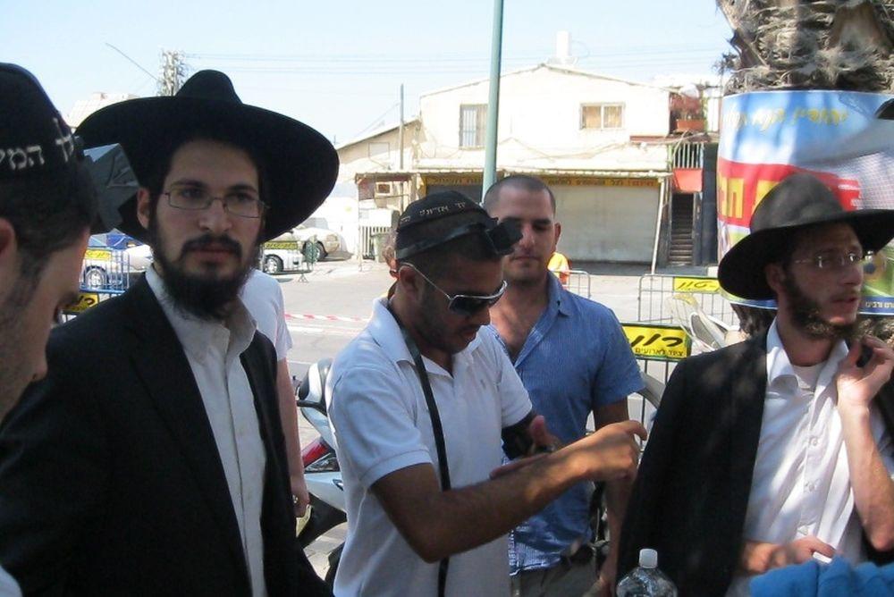 Τα γούρια των Ισραηλινών!