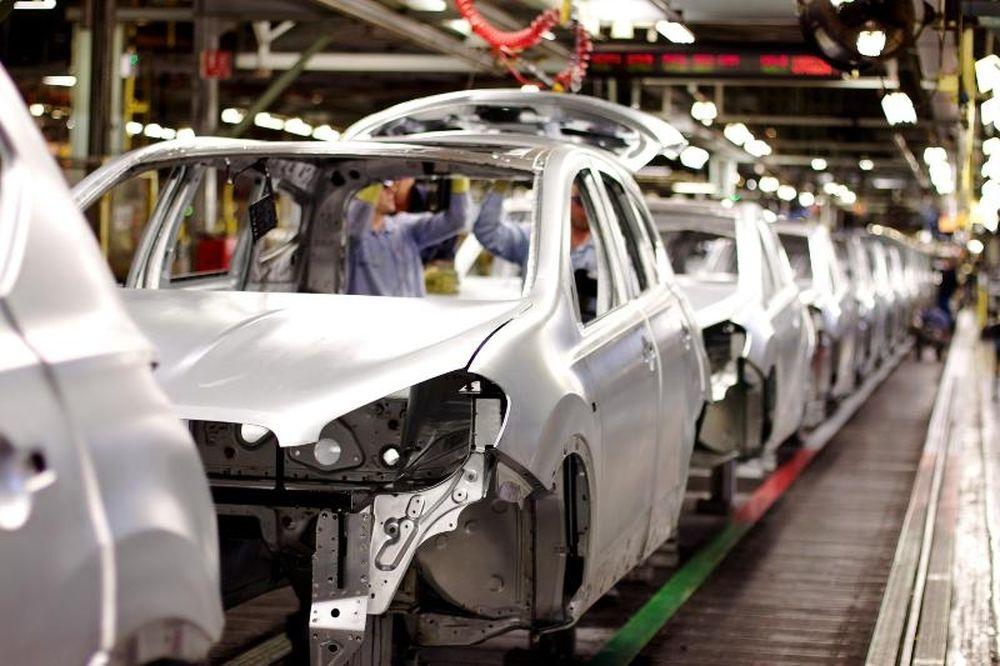 Ρεκόρ παραγωγής για τη Nissan