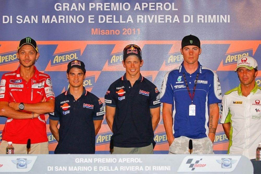 MotoGP Μιζάνο: Η συνέντευξη τύπου