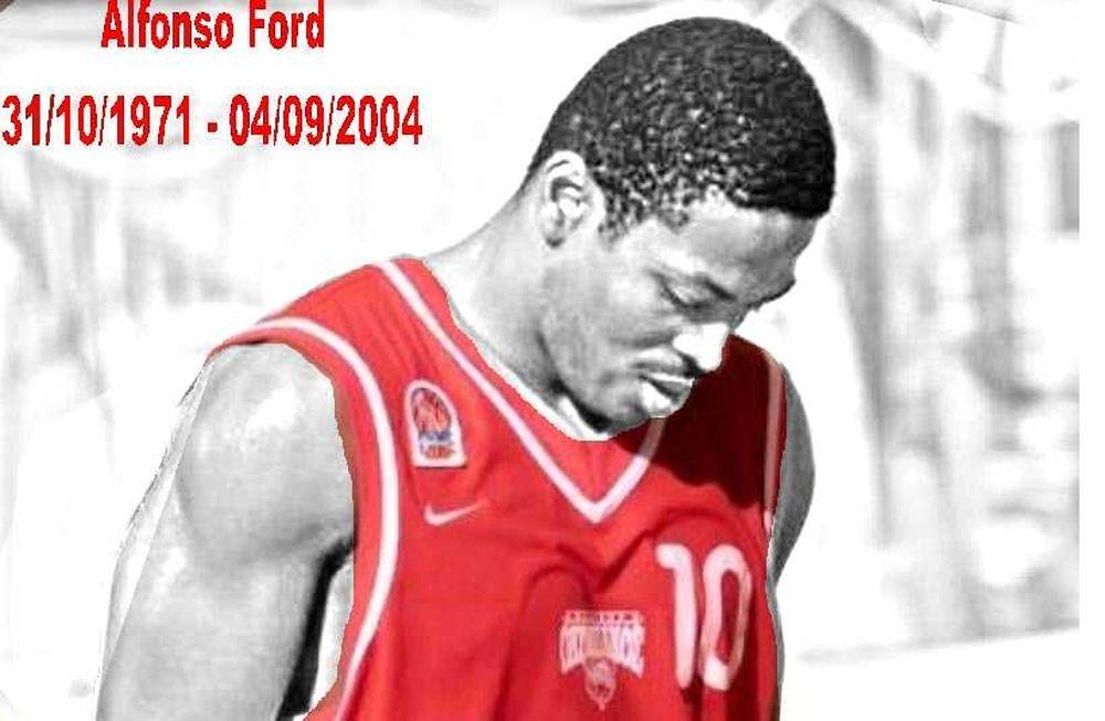 Αλφόνσο Φόρντ: Ο άγγελος του μπάσκετ