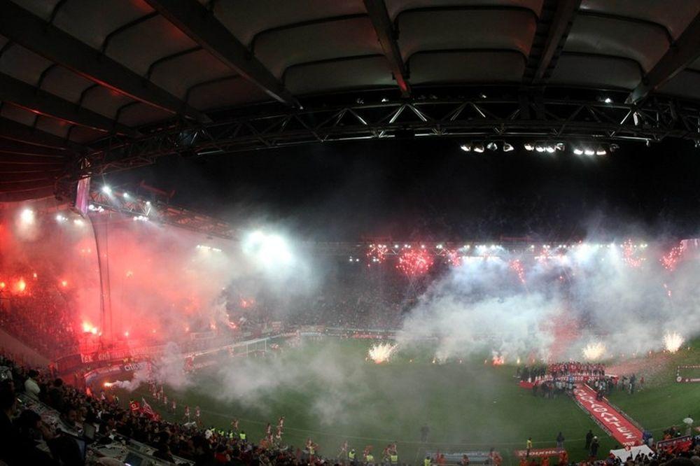 Με 3.000 φίλους του στη Γαλλία ο Ολυμπιακός