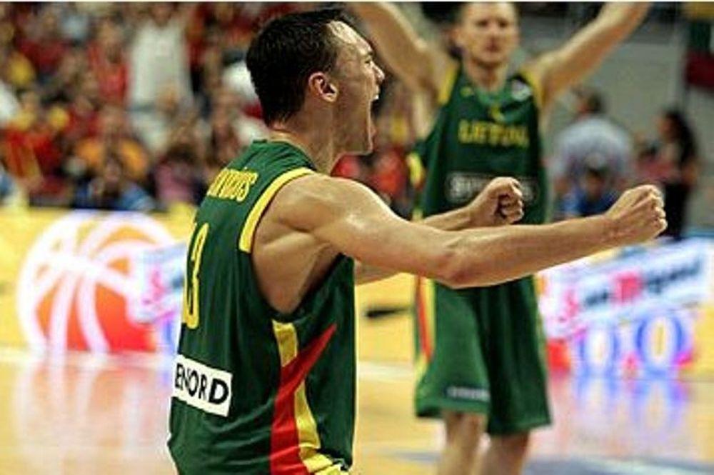 Εντυπωσιακή αλλά δεύτερη η Λιθουανία!
