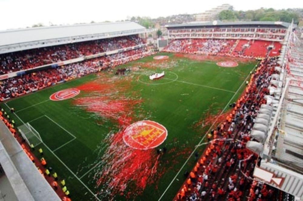 Το σπίτι του ποδοσφαίρου…
