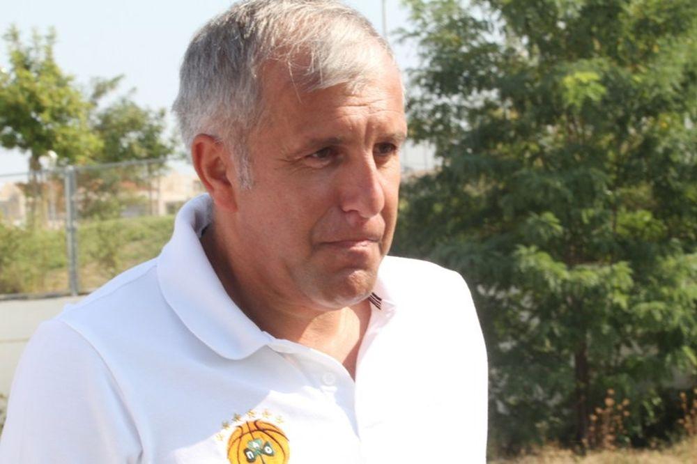 Ομπράντοβιτς: «Συνηθισμένοι στα δύσκολα»