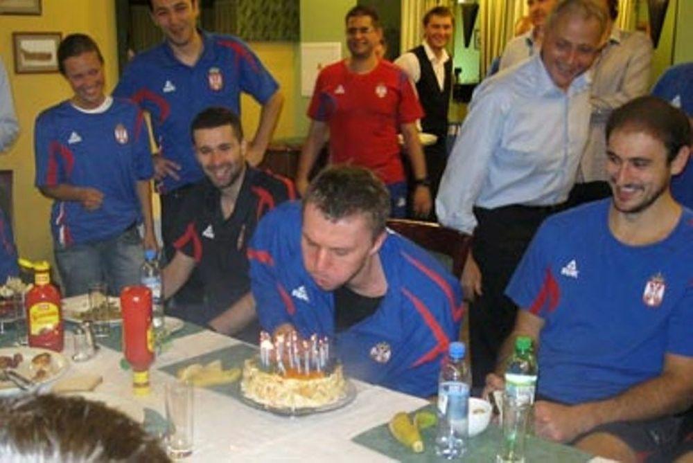 Πικρά γενέθλια για Σαβάνοβιτς