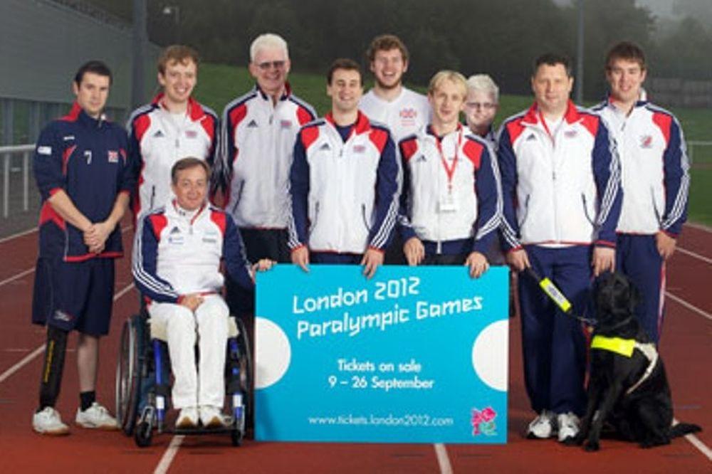 Ένα χρόνο πριν τους Παραολυμπιακούς