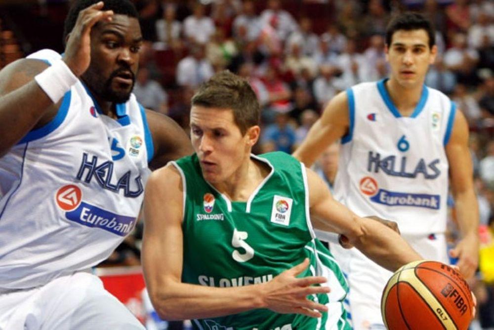 Λάκοβιτς: «Δυνατή ομάδα η Ελλάδα»