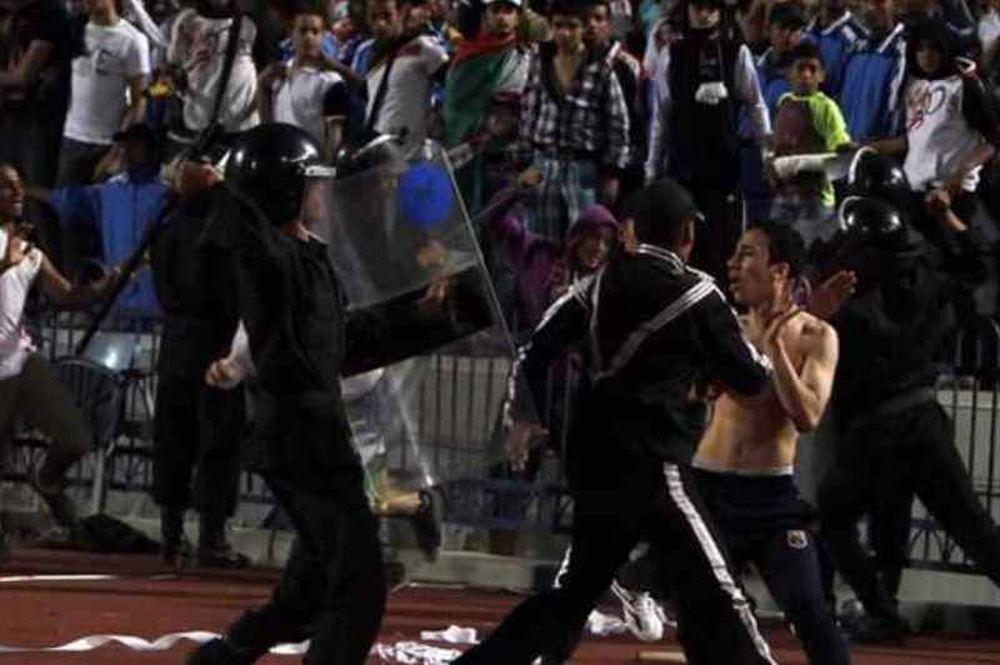 Σοβαρά επεισόδια στο Κάιρο!