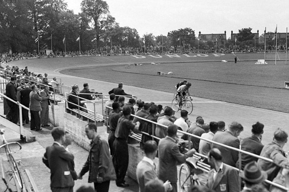 Άνοιξε τις πύλες του το ποδηλατοδρόμιο του 1948