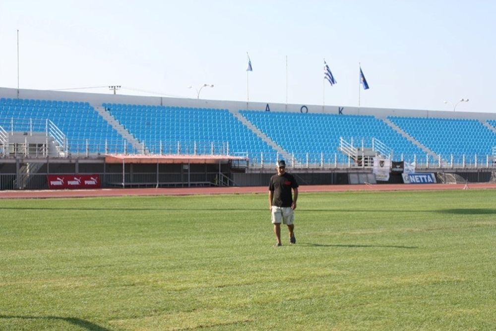 «Τρέχουν» και για το γήπεδο στην Καβάλα