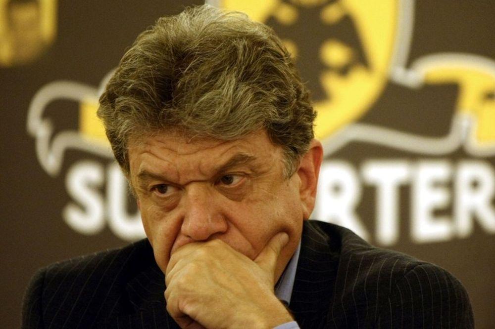 Βούρος: «Το γήπεδο καθυστερεί λόγω τρίτων»