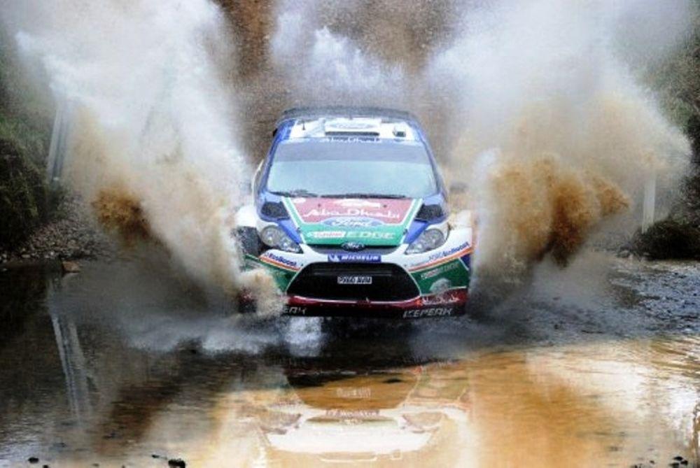 WRC Ράλι Αυστραλίας: Εκτός δρόμου τα δύο Citroen, πρώτη η Ford