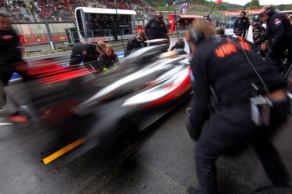 F1 Ιταλία: Ο Χάμιλτον ταχύτερος στις ελεύθερες δοκιμές