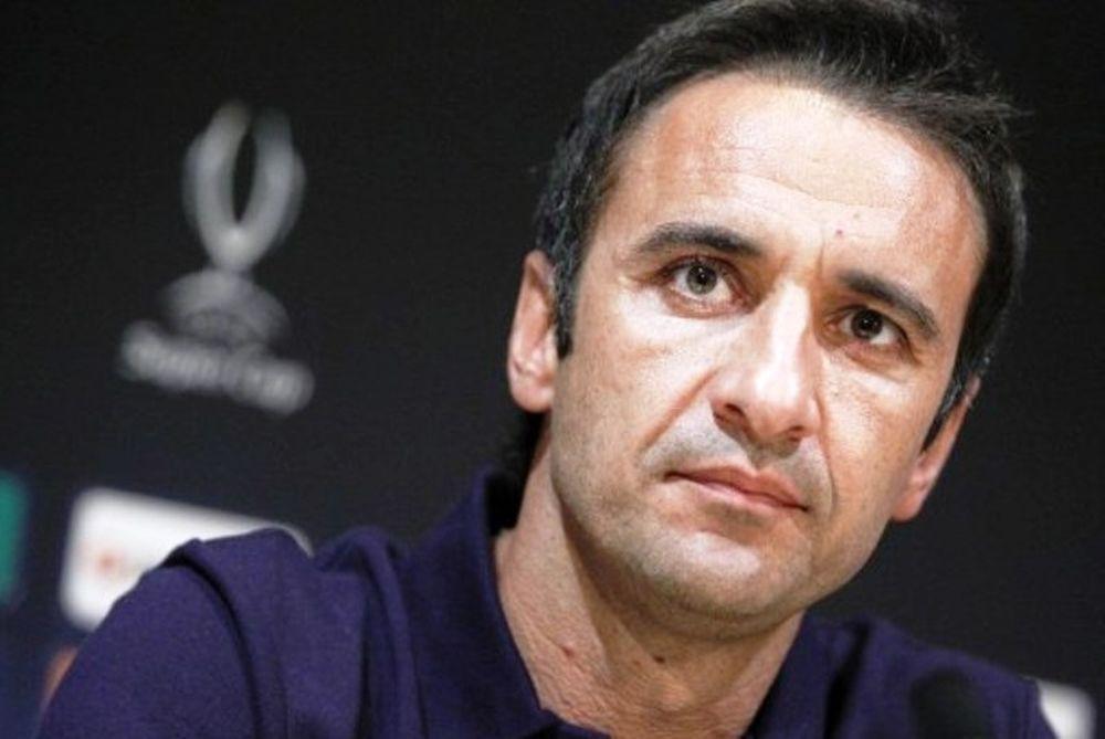 Περέιρα: «Πρόκριση στο Champions League»