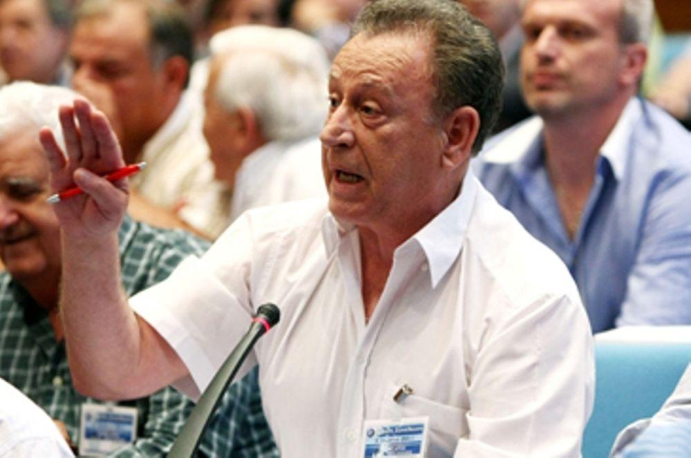 Ψήφισμα στη ΓΓΑ για τον Ολυμπιακό Βόλου