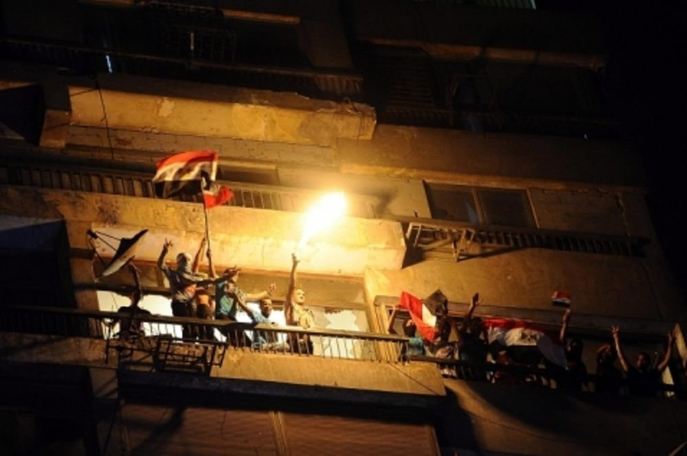 Έκρυθμη η κατάσταση στην Αίγυπτο