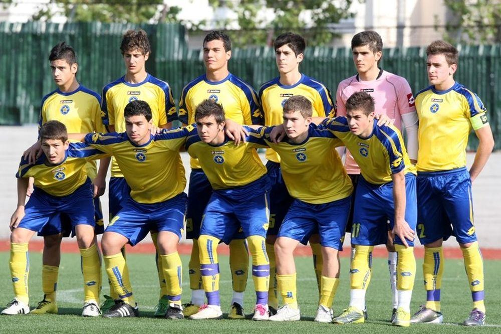 Αστέρας Τρίπολης-Κέρκυρα 1-1 (Κ20)