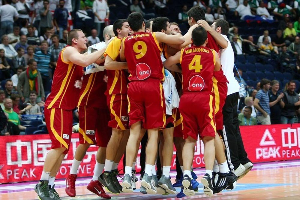 Εντυπωσιάζουν τα Σκόπια