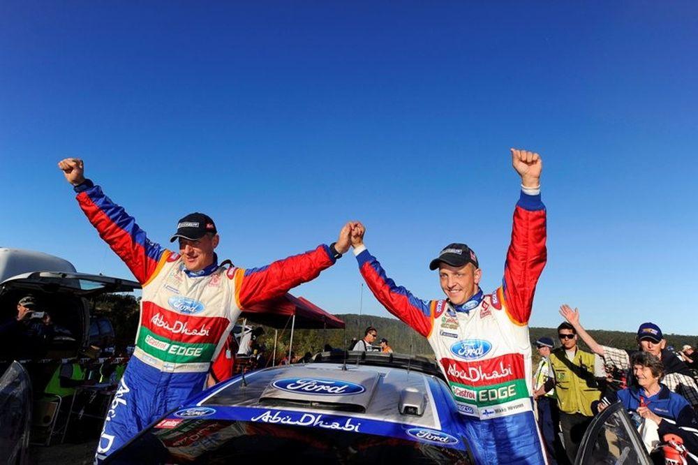 WRC Αυστραλίας: Νίκη με επιλογή