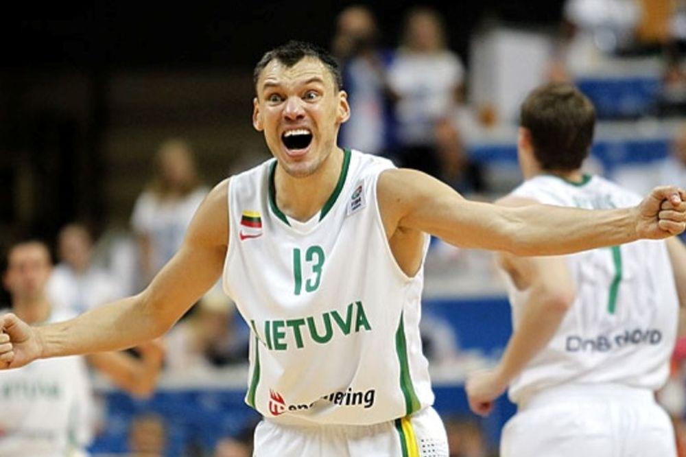 Πέρασε τρίτη η Λιθουανία, αποκλείστηκε η Γερμανία