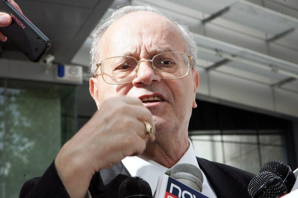 Θ. Γιαννακόπουλος: «Είμαι αισιόδοξος για τον Παναθηναϊκό»