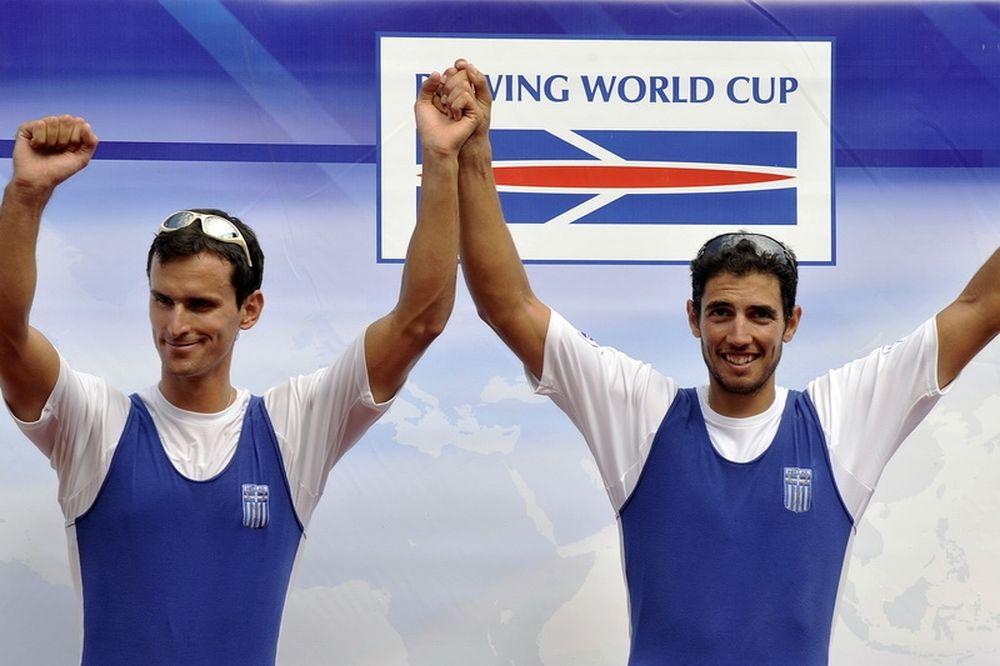Αθλητές του μήνα τα αδέρφια Γκουντούλα