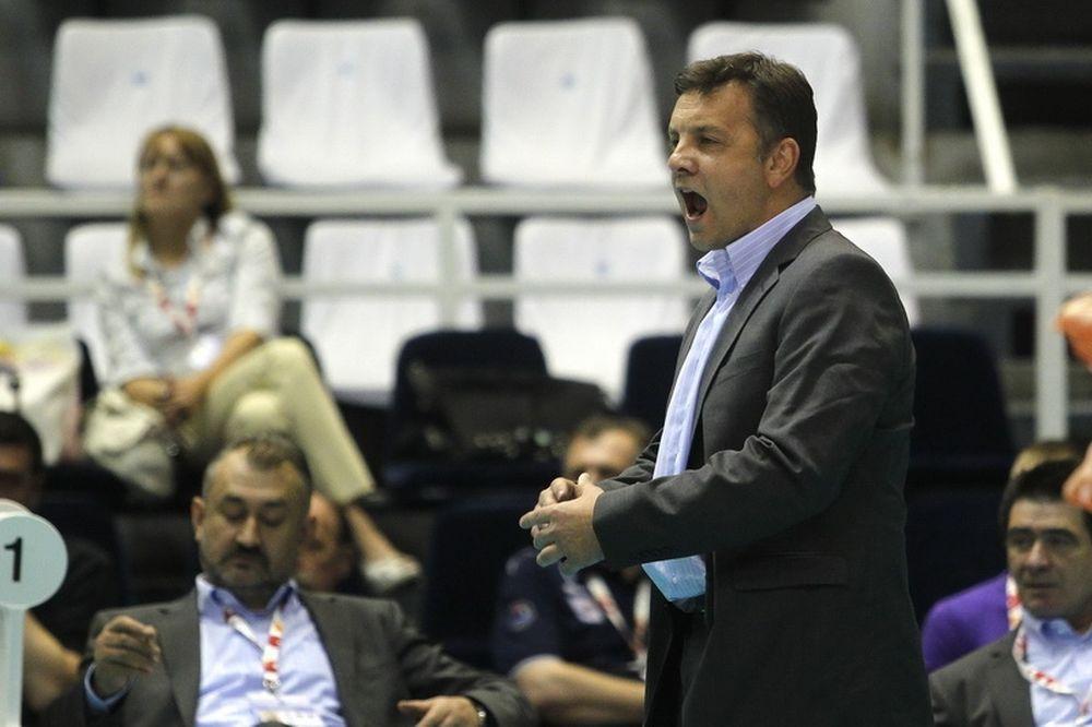 Ο Κολάκοβιτς για τα νέα πρόσωπα της Volleyleague