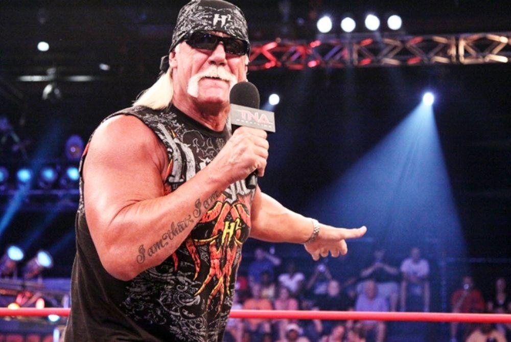«Ψήνεται» το Sting vs Hulk Hogan