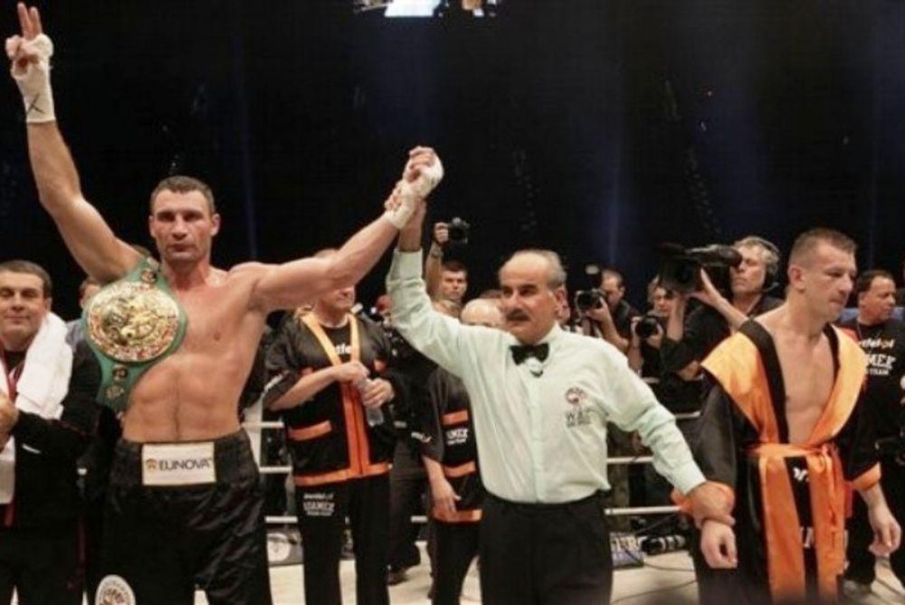 Συνεχίζεται η κυριαρχία Klitschko