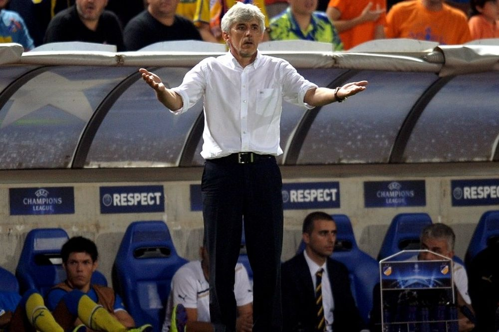 Γιοβάνοβιτς: «Περήφανοι για τη νίκη»