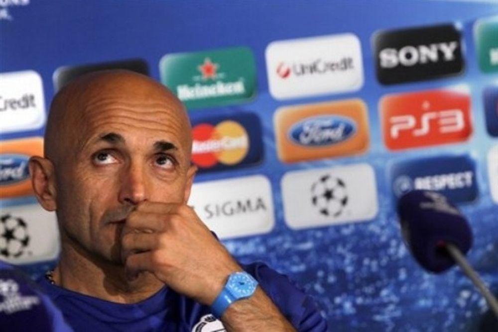 Σπαλέτι: «Φανήκαμε άτυχοι στα γκολ που δεχθήκαμε»