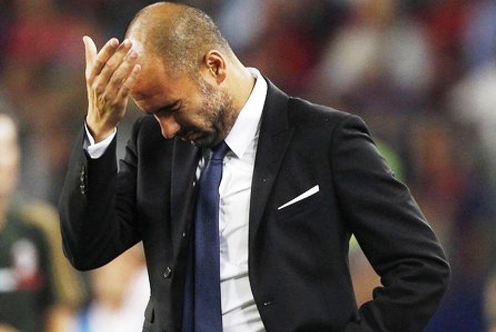 Γκουαρντιόλα: «Πήραν 2-2 με 2.5 επιθέσεις»